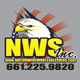 Nationwide Wholesale Signs